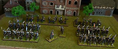 15mm OLD GLORY SYW BATTLE OF MINDEN HESSIAN ARMY