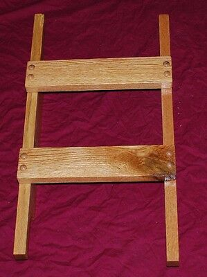 """33"""" Maytag Briggs & Other Small Gas Engine Motor Wood Skids Frame Model 92 72 82"""