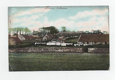 Early postcard Abercrombie St Monans Fife