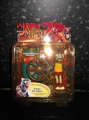 The Muppet Show 25 Years GONZO THE GREAT Series Two New! Rare! (Muppets) BNIB