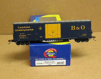 Athearn 74949 HO Baltimore & Ohio 50' Youngstown PD Box Car #479608