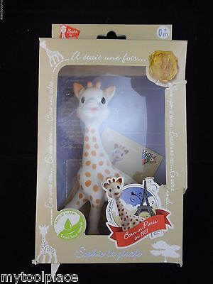 Sophie Giraffe Natural Rubber Baby Teether Toy