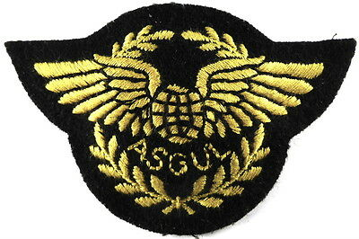 Aircraft Services Gulf Cloth Wing Badge