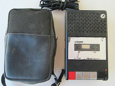 MAGNETOPHONE K7 REMCO 105..Vintage. Collection ..Occasion ..