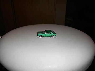 Matchbox Superfast 53 vintage Ford Zodiac IV Top