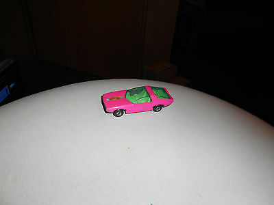 Matchbox Superfast 40 vintage Vauxhall Guildsman 100% Decal Top