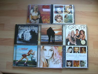 ** Job Lot Of  Assorted Cd Albums  -   To Clear !!!!