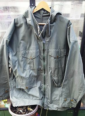 Olive Drab 1963 pattern SAS Windproof Smock, Large Size, Excellent Condition