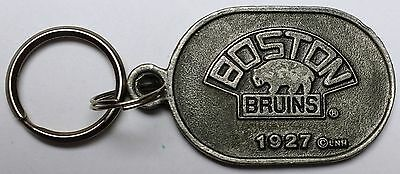 Vintage Boston Bruins 1927 Key Chain NHL Officially Licensed, Molson Export