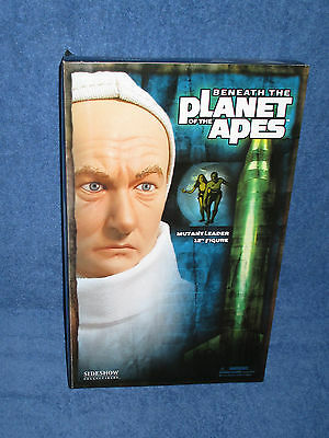 Sideshow Collectibles - Beneath the Planet of the Apes - Mutant Leader - 12 inch