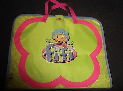 A Large Collection Of  Fifi's Magnets & Magnetic Boards & Carrying Case