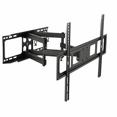 Dual Arm Swivel Lcd Led Full Motion Tv Wall Mount Bracket 42 47 50 55 60 65 70