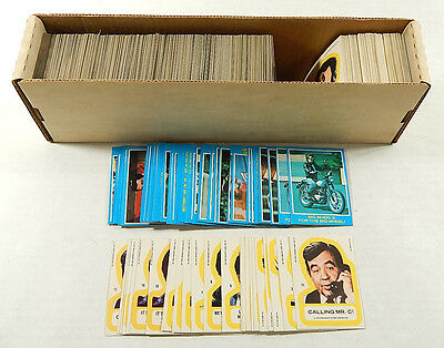 Over (500) 1976 Topps Happy Days Trading Cards & Stickers ^ Avg Ex/Mt