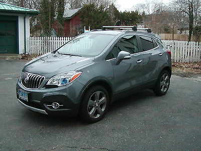 2014 Buick Encore Leather Sport Utility 4-Door BUICK ENCORE, 2014, 9,700 MILES, EXCELLENT