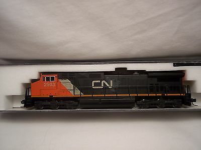 Kato - N-Scale Canadian National C44-9W Diesel Locomotive #2503