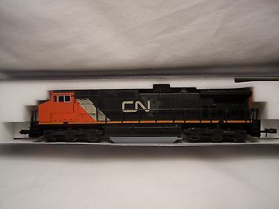 Kato - N-Scale Canadian National C44-9W Diesel Locomotive Unnumbered