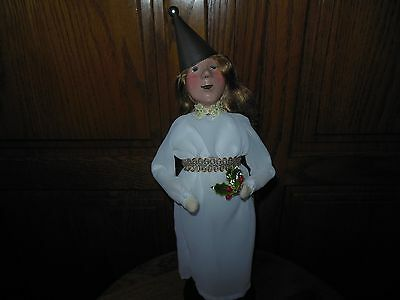 Byers Choice Caroler - Spirit Of Christmas Past - Dickens A Christmas Carol