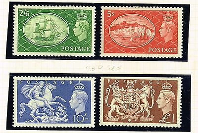 Great Britain 286-892 Vf   Mh  (Ber23