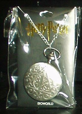 Loot Crate Jan Wizarding World Harry Potter Deathly Hallows Pocket Watch - NIP