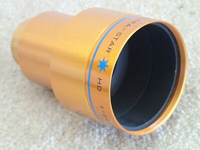 Isco 60mm Ultra Star HD Projection Lens Made in Germany Nice
