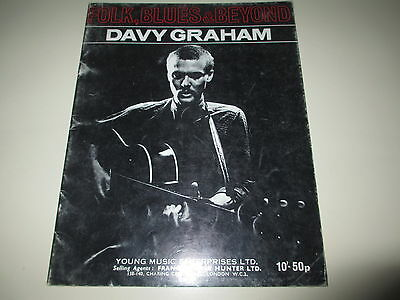 Davy Graham - Folk Blues & Beyond Official 1968 Songbook