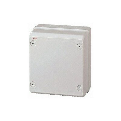 ABB 12808 IP65 Polycarbonate Enclosure 140x205x220mm