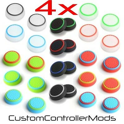 NEW 4 X Cap Cover for PS4 ONE Analog 360 Controller Thumb Stick Grip Thumbstick