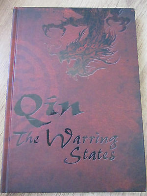 Qin The Warring States  Oriental Core Rule Book  Vgc Hb Hc Rpg