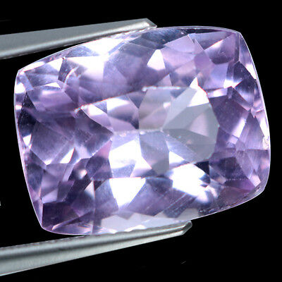 11.12 Ct Rousing! Rich Fire Genuine Natural Afghanistan Lovely Pink Kunzite