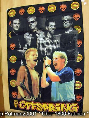 Fahnen Flagge The Offspring VD 59 - 135 x 95 cm