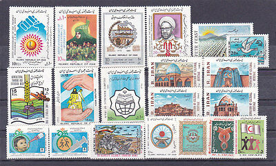 Middle East .lot Of Stamps Mnh.