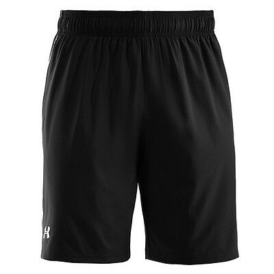 Under Armour Heatgear Mirage Short 8'' Black White 1240128-001 Shorts