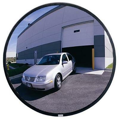 """See All NO26 Circular Glass Heavy Duty Outdoor Convex Security Mirror, 26"""" New"""