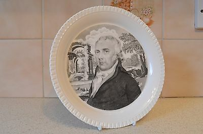 Josiah Spode Commemorative Plate 200 Years Of Spode 1770-1970