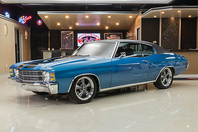 1971 Chevrolet Chevelle  Frame Off Restored! GM 350ci V8, 700R4 Automatic, 12 Bolt, PS, PB, Factory A/C!