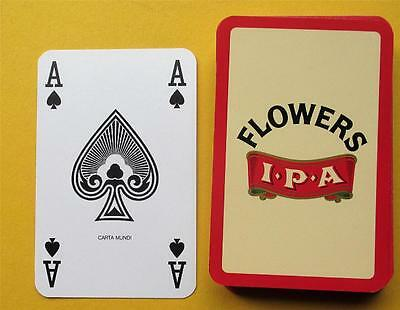 Flowers Brewery Stratford On Avon Full Pack Of Playing Cards