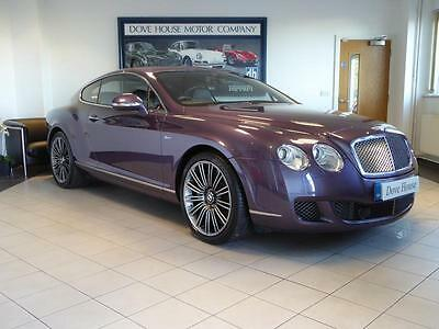 Bentley Continental GT Speed 6.0 W12 Coupe Auto