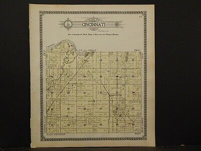 Illinois, Tazewell County Map, 1910, Cincinnati Township, P5#18