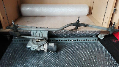 Renault Scenic Mk2 2003-2006 Windscreen Wiper Motor And Linkage