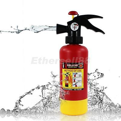 """11"""" Extinguisher Squirt Water Gun FOR Kids Summer Beach Toys Games Gifts"""