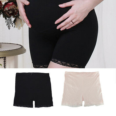 Pregnant Women Panties Belly Support Shorts Soft Underpants Maternity Underwear