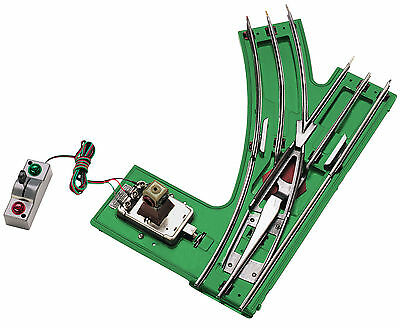"Lionel Tinplate 11-99045 LH 42"" Switch Green Base"