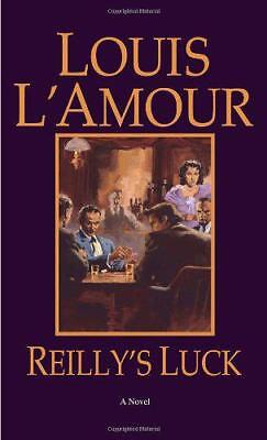 Reilly's Luck by L'Amour, Louis   Mass Market Paperback Book   9780553253054   N