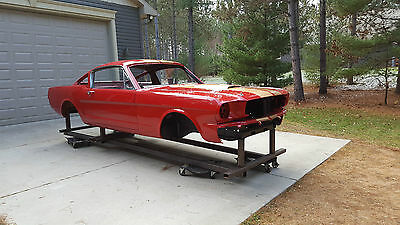 1965 Shelby Mustang GT350H Mustang Shelby clone GT350 Hertz clone fastback