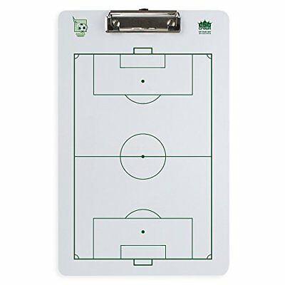 Crown Sporting Goods Dry Erase Soccer Coaching Clipboard New