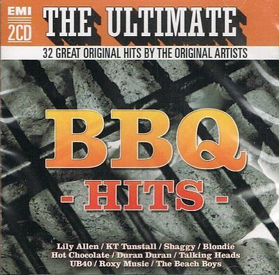 Various Artists - The Ultimate BBQ Hits CD