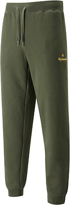 Wychwood Carp Fishing Joggers Green Jogging Bottoms Trousers