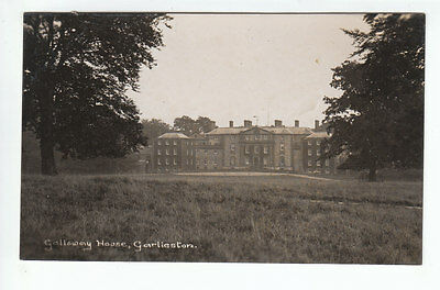 Galloway House Garlieston Newton Stewart Wigtown 7 Feb 1927 Real Photograph Boyd