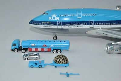 1/200 JC Wings KLM GSE set