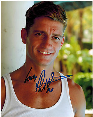 PHILIP OLIVIER Brookside / Benidorm Original Hand Signed Autograph 8x10 Photo 3